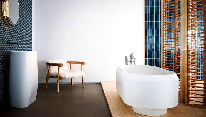Badkamer trends 2017 mounira 39 s mansion for Latest bathroom trends 2017